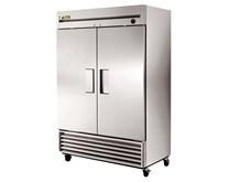 True T49FHC Double Door Freezer. 5 Years Parts & Labour Warranty