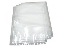 Vacuum Bag Pouches. 25cm x 35cm. Box of 100 Embossed pouches