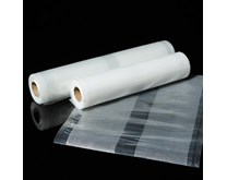Embossed Vacuum Bag Rolls -  28cm x 12 metres Total Length. Sous Vide Twin Pack