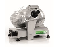 FAMA 7.5 inch 195mm Blade FAF195D Commercial Gravity Feed Slicer - Made In Italy