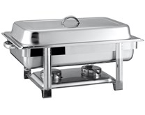 Quattro Premium Chafing Dish 9 Litre Capacity 1-1 GN Size