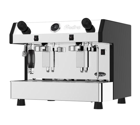 Fracino Bambino Semi Automatic Auto Fill Coffee Machine 2 Group BAM2