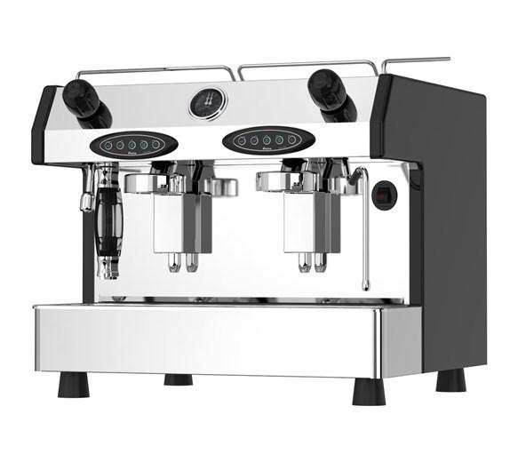 Fracino Bambino Electronic Auto Fill Coffee Machine 2 Group BAM2E