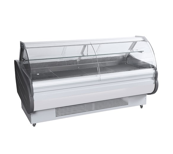 Blizzard 1340mm Wide Refrigerated Serve Over Counter