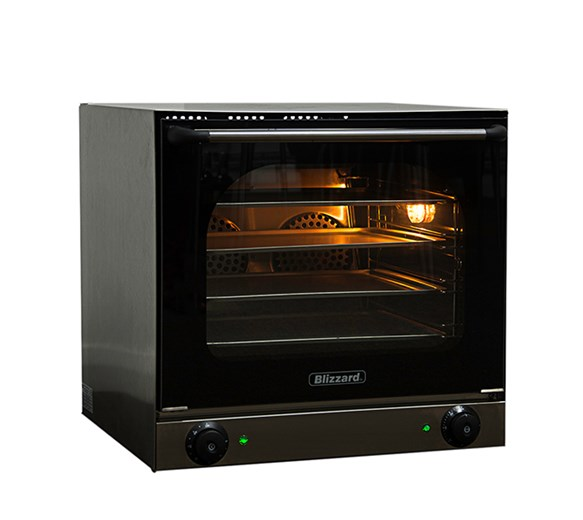 Blizzard 2670w Convection Oven with 4 free baking trays