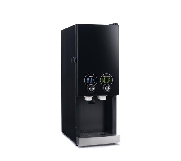 Autonumis Black 2 x 3 Litre Twin Milk Dispenser PZC00015