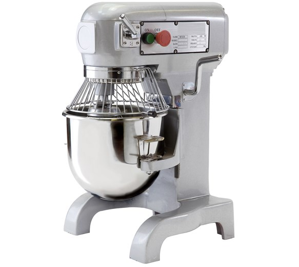 Quattro B15K - 15  Litre Planetary Mixer With Emergency Stop Button