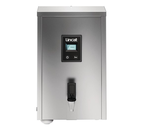Lincat M7F 8 Litre Wall Mounted Auto Fill Water Boiler - Rapid Draw Off