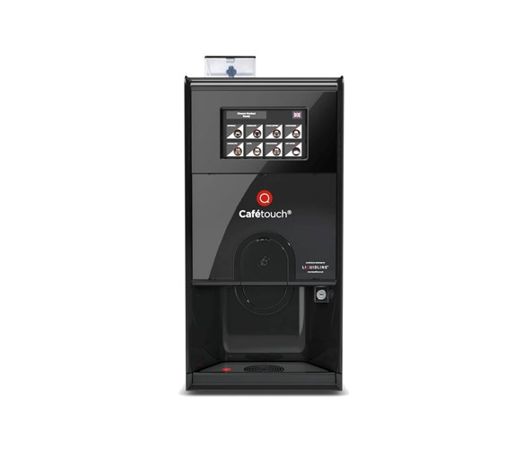 Cafetouch 5 Commercial Bean To Cup Coffee Machine