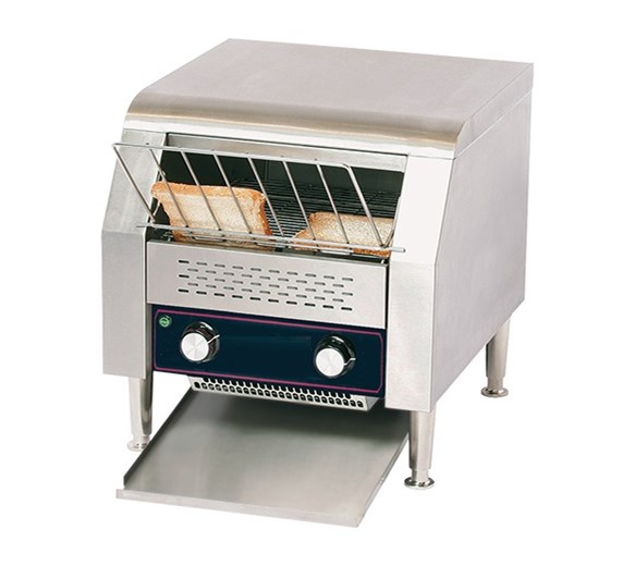 Quattro Automatic Commercial Conveyor Toaster. Up To 350 Slices an Hour