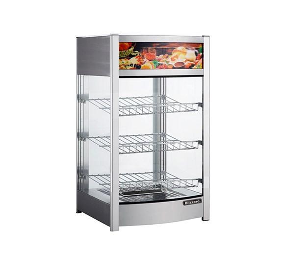 Blizzard 97 Litre Counter Top Heated Merchandiser Display