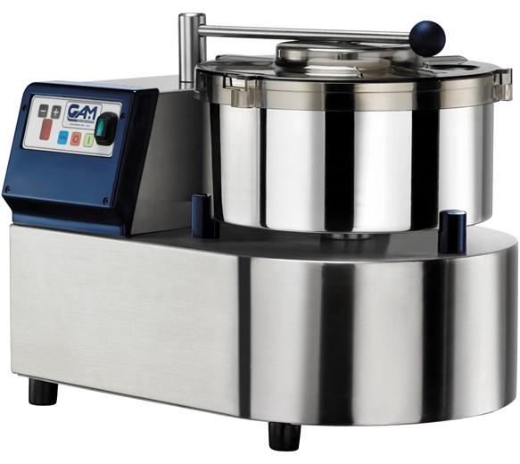 GAM PRATIC 3 Food Processor - Premium Quality - Made In Italy