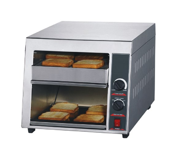 Gastrotek HB600 Conveyor Toaster - Up To 360 Slices An Hour