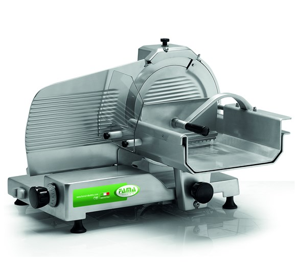 """FAMA 300mm 12"""" Premium Commercial Vertical Slicer FA301 - Made In Italy"""