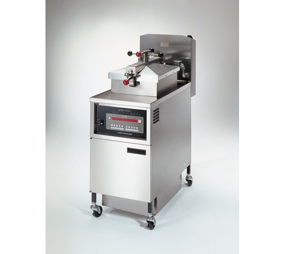 Henny Penny PFE 500 Electric Chicken Pressure Fryer with 8000 Computron