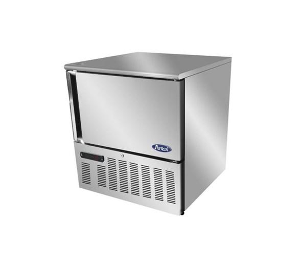 Atosa 5 Grid x 1/1 GN Blast Chiller Shock Freezer EBF05