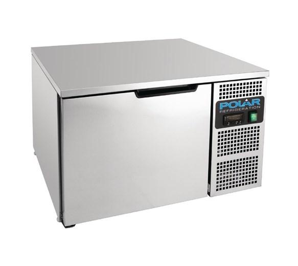 Polar G-Series Countertop Blast Chiller Shock Freezer 8/5kg