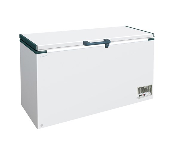 Husky F400 White 400 Litre Storage Chest Freezer With 4 Baskets
