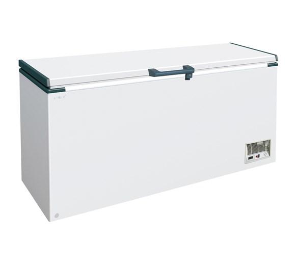 Husky F500 White 500 Litre Storage Chest Freezer With 6 Baskets