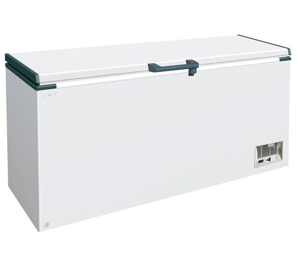 Husky F600 White 600 Litre Storage Chest Freezer With 6 Baskets 2mtr Wide