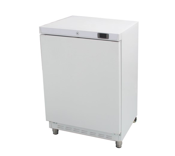 Gastroline White THTN20 Undercounter Commercial Catering Freezer 120  Litre