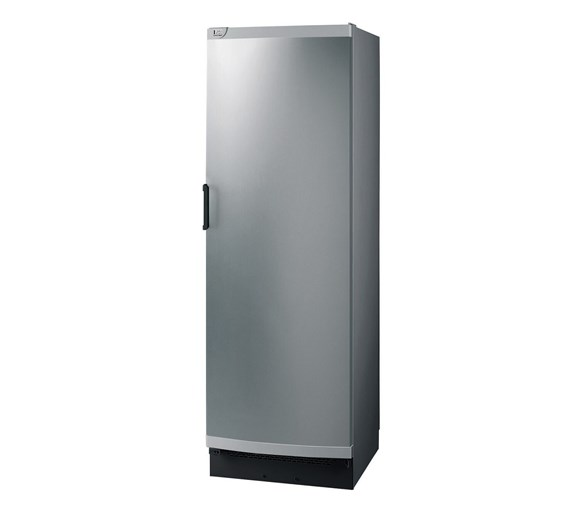 Vesfrost CFS344-STS Stainless Steel Freezer 344 Litres