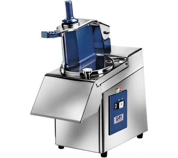 Gam Cuocojet Inox Commercial Veg Prep Machine K1 - Made In Italy