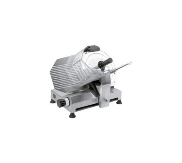 """GAM GA250 Commercial Meat Slicer 10"""" - 250mm Blade - Made In Italy"""