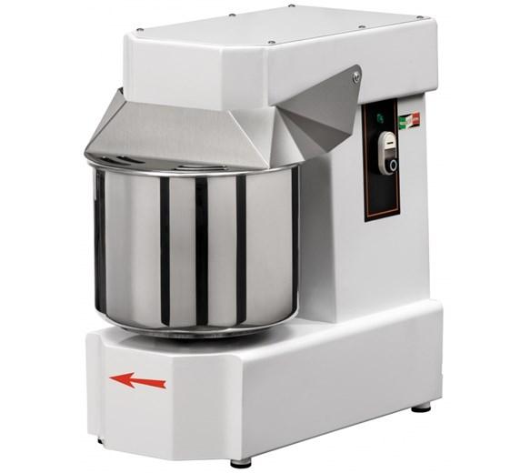 Gam SB10 Bench Spiral Dough Mixer. 10  Litre - 7kg Bowl Volume Capacity - Made In Italy