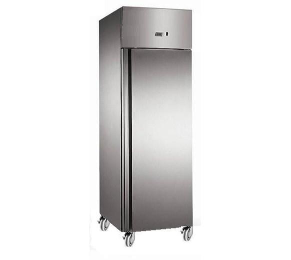 Gastroline 550  Litre Stainless Steel Single Door Catering Refrigerator