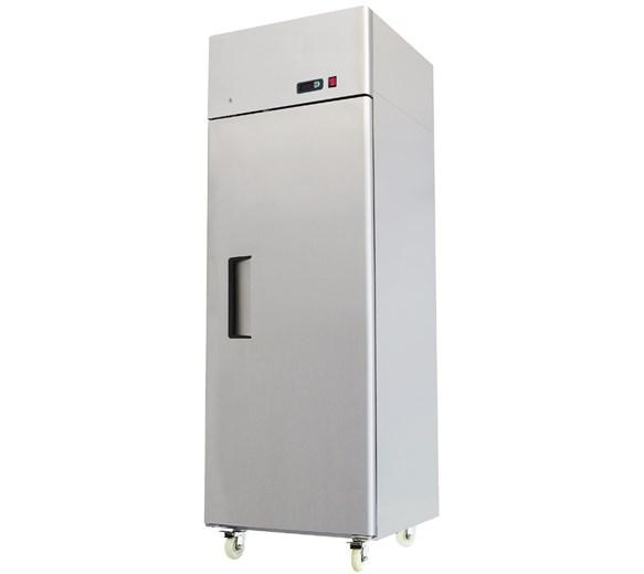Gastroline AT 23 cu ft - 650  Litre Stainless Steel Single Door Catering Freezer