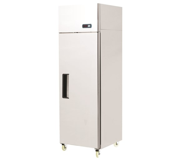 Gastroline AT Project 450 Single Door Catering Refrigerator Stainless Steel + Removable Cassette Unit