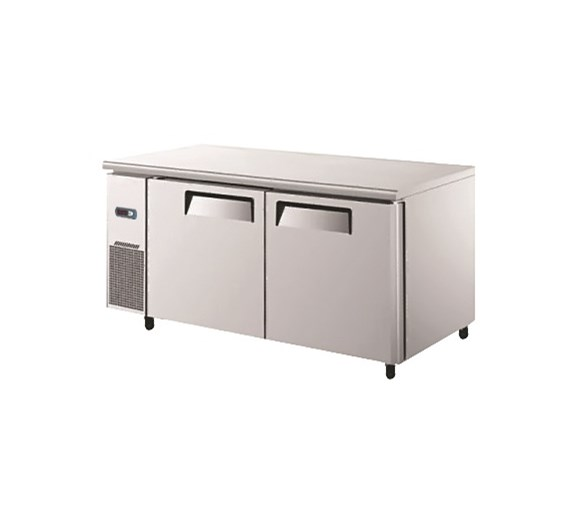 Gastroline Atosa YPF9032 2 Door Wide Refrigerated Prep Counter