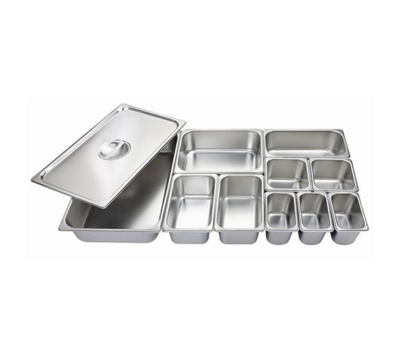 Blizzard 2/3 150mm Deep Gastronorm Pan