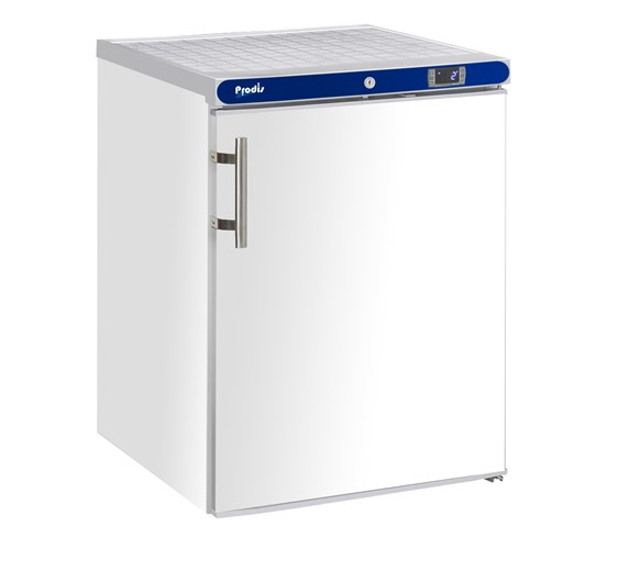 White HC201F Undercounter Commercial Catering Freezer 120  Litre Capacity