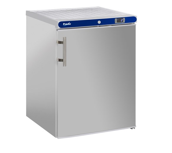 Stainless Steel Undercounter Commercial Catering Freezer 120 Litre - HC201FSS
