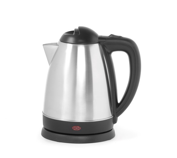 Hendi 1.8 litre Electric Catering Kettle With 360-Degree Swivel Base 209981