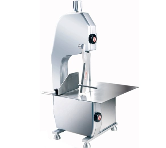 Italinox Commercial Meat Bonesaw - Bandsaw 1650mm Blade - Countertop Model
