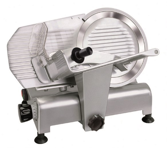 Italinox Prisma PD350A Meat Slicer 14 Inch -  350mm Blade - Made In Italy