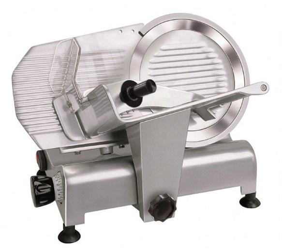 "Italinox Prisma  Meat Slicer 12"" - 300mm Blade - Made In Italy"