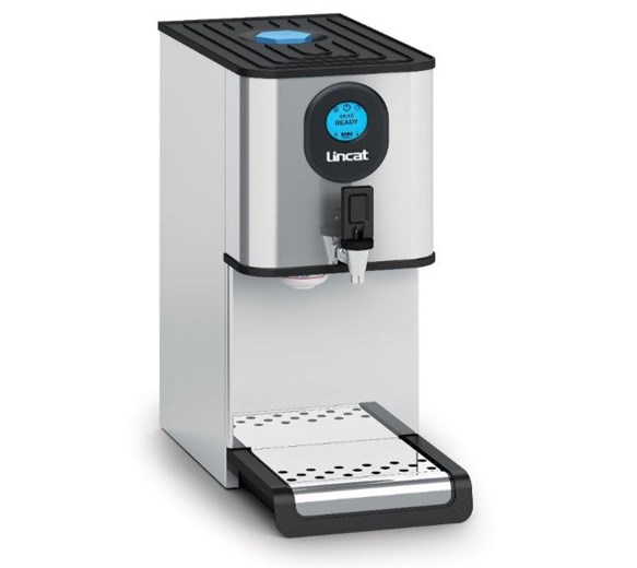 Lincat EB3FX 11 Litre Filterflow Automatic Water Boiler With LCD Touch Control Screen