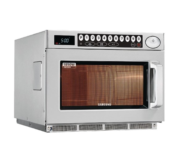Samsung CM1929 1850w Commercial Microwave Programmable With 3 Year Warranty