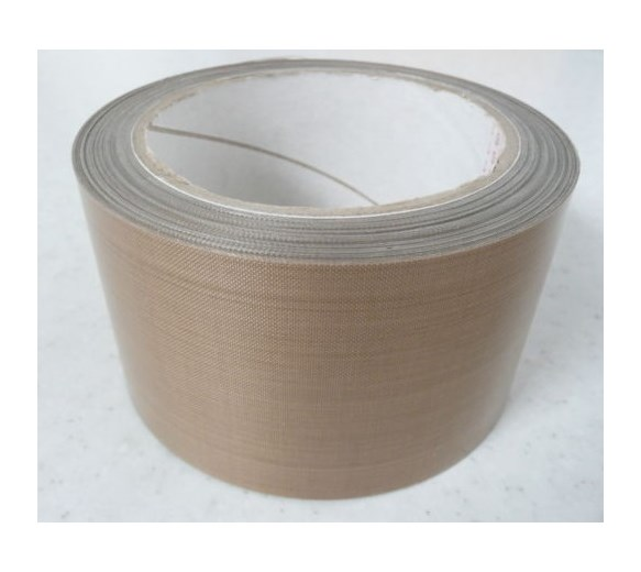 Non Adhesive Teflon Tape 1 metre x 60mm x 0.13mm For Chamber Vacuum Packer Heat Seal Bars