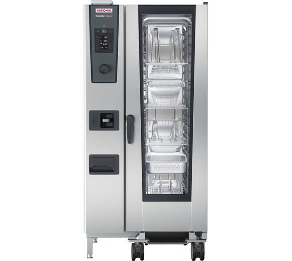Rational iCombi Classic 20-1/1 Gas Combination Oven