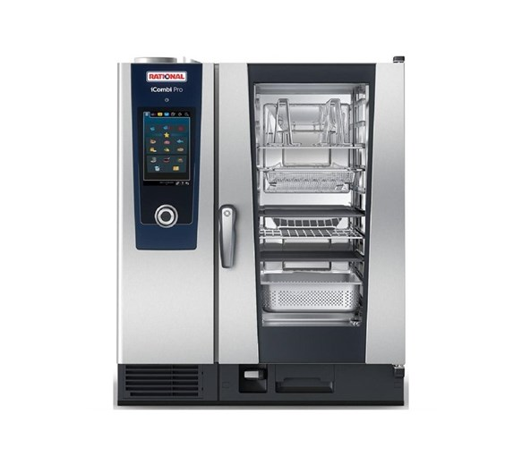 Rational iCombi Pro 10-1/1 Combi Electric Oven