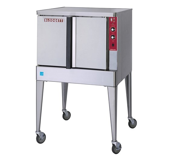 Blodgett Zephaire-E Electric Convection Oven with Solid Doors