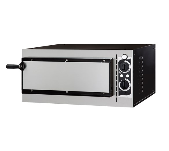 Italinox Prisma Forno Basic 1/40 Single Electric Pizza Oven - Made In Italy