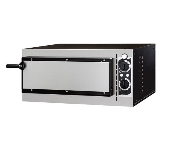 Italinox Prisma Forno Basic 1/40 Single Electric Pizza Oven - Made In Italy
