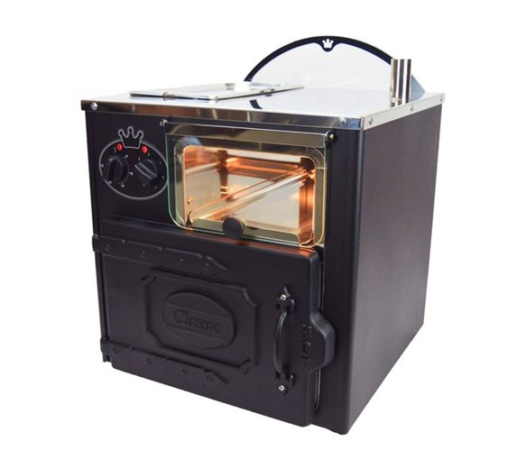King Edward Classic Compact Potato Oven - Potato Baker, Bain Marie and Display
