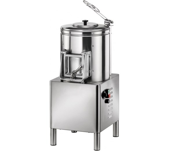 GAM Commercial PSP700-10 Potato Peeler - 10kg load. 250kg an Hour - Made In Italy